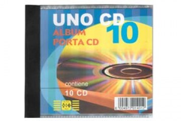 ALBUM UNOCD X 10 CD/DVD